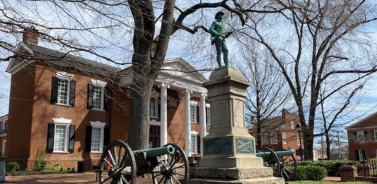 Confederate Statue to be Removed